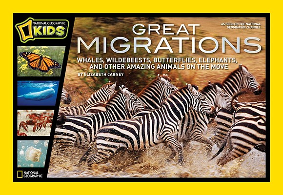 Great Migrations By Carney, Elizabeth